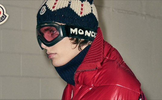 Moncler in Union Square, San Francisco