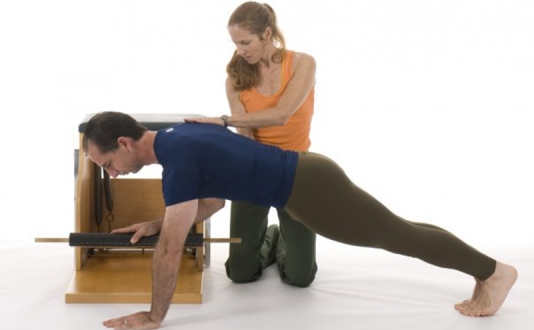 Peak Performance Pilates at Union Square, San Francisco