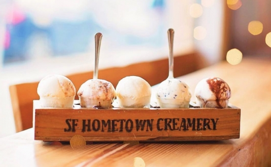 San Francisco's Hometown Creamery