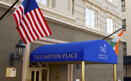 Taj Campton Place at Union Square, San Francisco