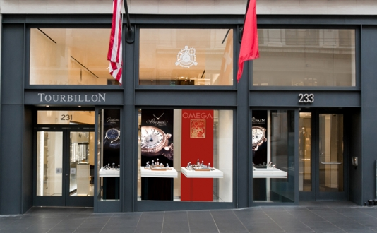 Tourbillon Boutique at Union Square, San Francisco