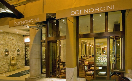 Bar Norcini at Union Square, San Francisco