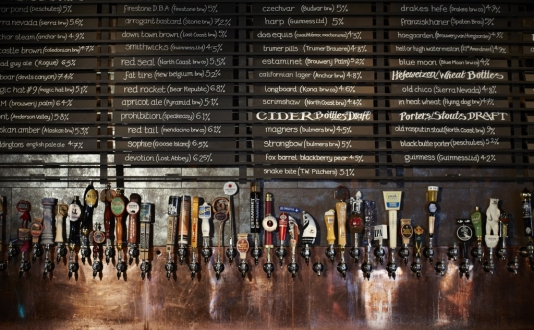 Golden Gate Taproom at Union Square, San Francisco