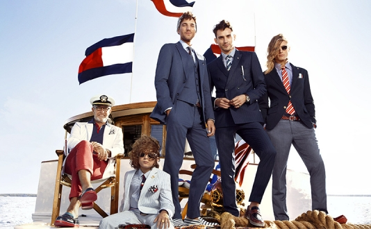 Tommy Hilfiger at Macy's in Union Square, San Francisco