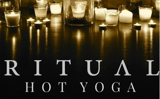 Ritual Hot Yoga in Union Square, San Francisco