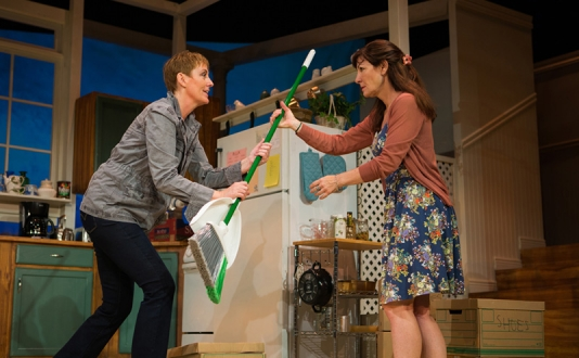 The Roommate at the San Francisco Playhouse in Union Square, San Francisco
