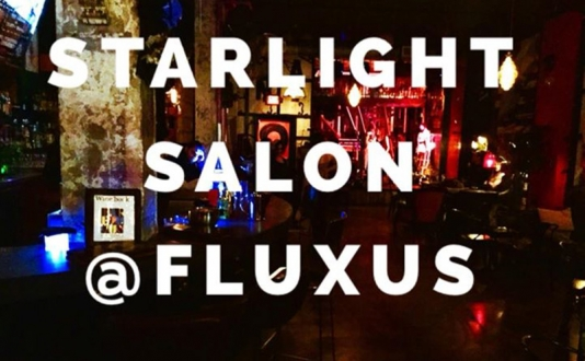 The Starlight Salon at Bar Fluxus in Union Square, San Francisco