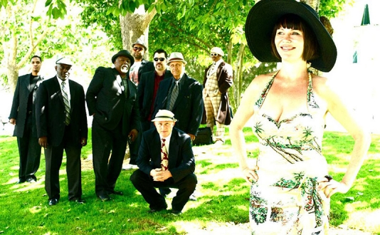 Lavay Smith and her Swingtet (Swing/Blues/Jazz) – Season Finale at Union Square Park in San Francisco