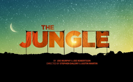 The Jungle at the Curran theater in Union Square, San Francisco