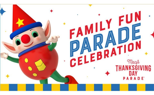 Join Us For A Family Fun Parade Celebration! at Macy's in Union Square, San Francisco