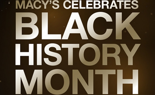Macy's Celebrates Black History Month With Qubilah Shabazz And Erik Moore at Macy's Men's Store in Union Square, San Francisco
