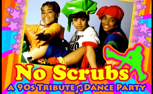 No Scrubs: 90s Hip Hop and RnB Dance Party at Bar Fluxus in Union Square, San Francisco