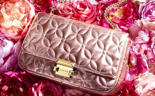 Celebrate Valentine's Day With Michael Kors in Union Square, San Francisco