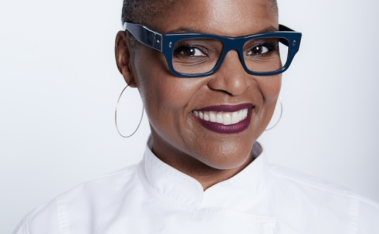 Celebrate Flower Show With Macy's Culinary Council & Chef Tanya Holland!