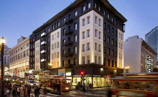 Spring Special Offers at the Hotel Union Square in San Francisco