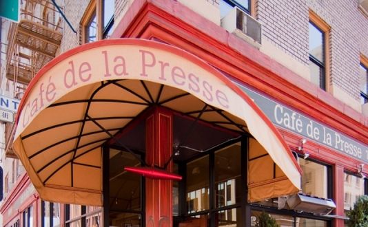 Cafe de la Presse Employee Relief Fund