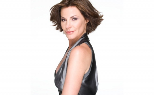 Countess Luann (#CountessAndFriends) at the Feinstein's at the Nikko in Union Square, San Francisco