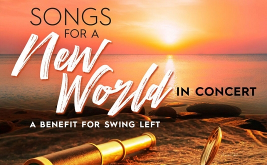 Songs For A New World In Concert at Feinstein's at the Nikko in Union Square, San Francisco