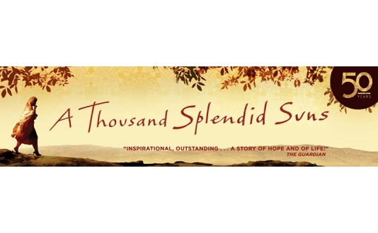 A Thousand Splendid Suns at the ACT's Geary Theater in Union Square, San Francisco