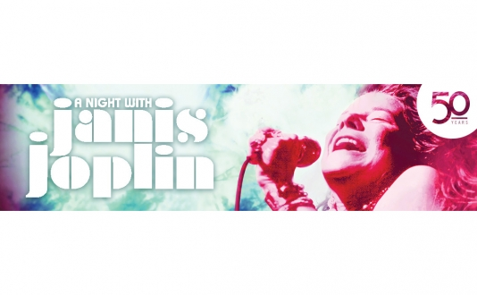 A Night with Janis Joplin at the ACT's Geary Theater in Union Square, San Francisco
