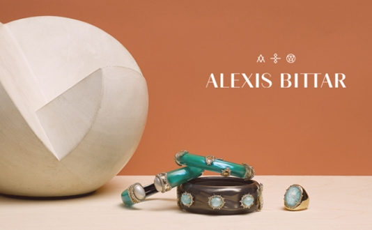 Alexis Bittar Trunk Show at Bloomingdale's in Westfield San Francisco Centre in Union Square, San Francisco