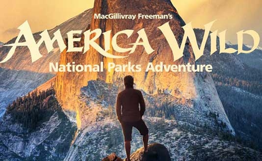 "Documentary Film ""National Parks Adventure"""