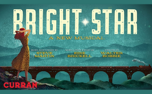 Bright Star at the Curran Theater in Union Square, San Francisco