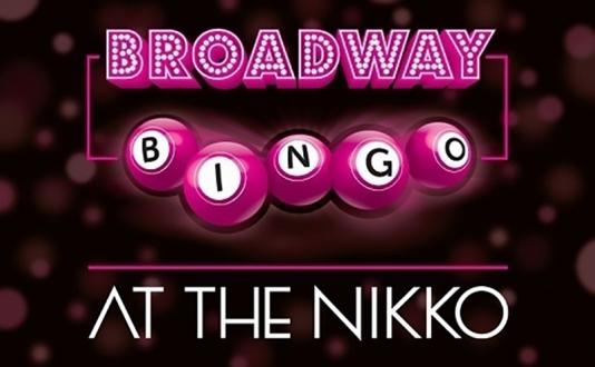 Broadway Bingo at the Nikko in Union Square, San Francisco