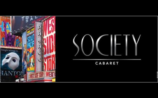 Broadway Showcase! at Society Cabaret in Union Square, San Francisco