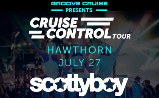 Cruise Control Tour ft. Scotty Boy at Hawthorn in Union Square, San Francisco