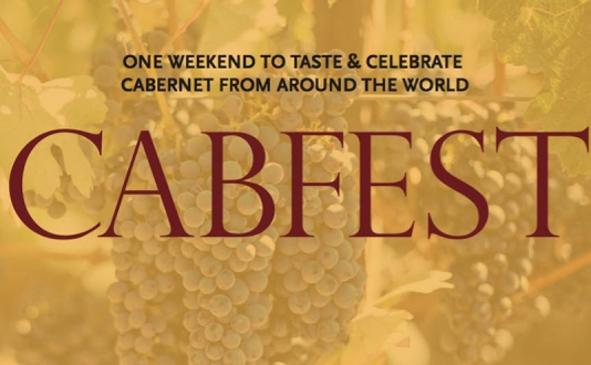 Cabernet Sauvignon Wine Festival by CABFEST! at the Westfield San Francisco Centre in Union Square