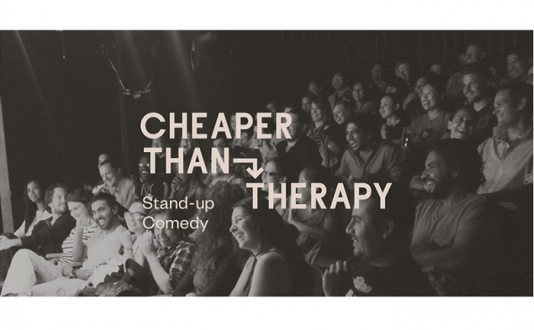 Cheaper Than Therapy, Stand-up Comedy at Shelton Theater in Union Square, San Francisco