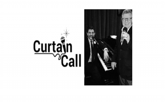 Curtainn Call with Barry Lloyd & Bill Cooper at Society Cabaret in Union Square, San Francisco