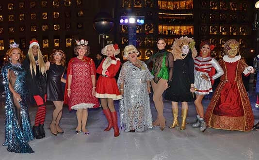 Drag Queens on Ice presented by Alaska Airlines