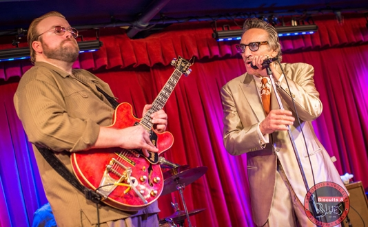 New Year's Eve w/ Rick Estrin & the Nightcats at Biscuits and Blues in Union Square, San Francisco