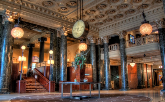 Discover the History of Westin St. Francis Hotel in Union Square, San Francisco