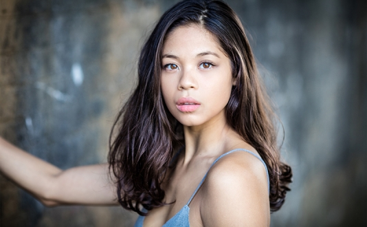 Eva Noblezada at the Feinstein's at the Nikko in Union Square, San Francisco