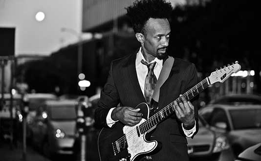 An Evening with Fantastic Negrito With Opener Eric Long