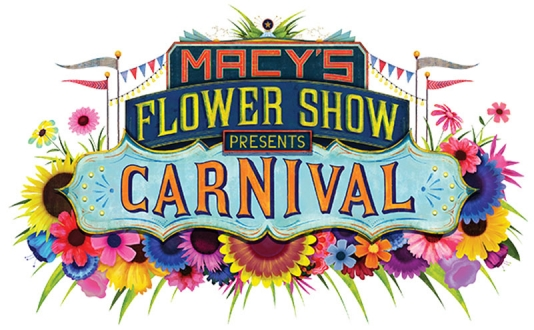 Macy's Flower Show presents: Carnival at Macy's Union Square, San Francisco