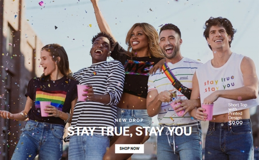 H&M's Pride Collection!