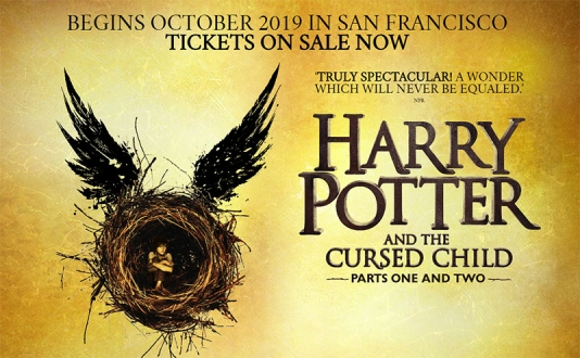 Harry Potter and the Cursed Child • Part One and Two