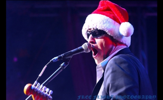 "Gary Hoey ""Ho Ho Hoey Rockin' Holiday Tour"" at Biscuits and Blues in Union Square, San Francisco"
