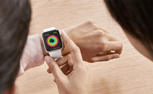 How To: Stay Fit with Apple Watch at the Apple Union Square, San Francisco