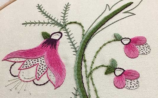 Introduction to Hand Embroidery Series