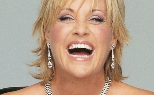 Lorna Luft at the Feinstein's at the Nikko in Union Square, San Francisco