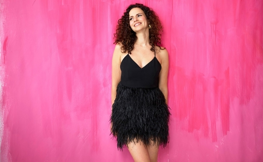 Mandy Gonzalez at Feinstein's at The Nikko in Union Square, San Francisco