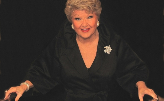 Marilyn Maye at Fienstin's at the Nikko in Union Square, San Francisco