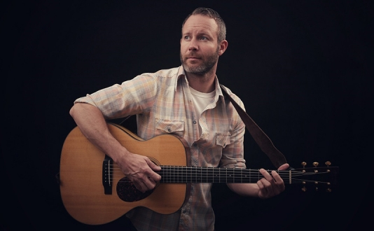 Matt Alber at the Feinstein's at the Nikko in Union Square, San Francisco
