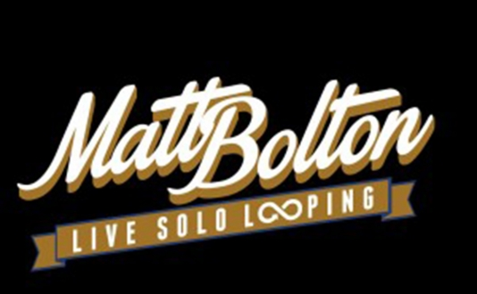 Matt Bolton - Live Solo Looping at Bartlett Hall in Union Square, San Francisco