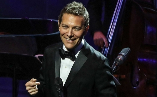 Michael Feinstein at Feinstein's at the Nikko in Union Square, San Francisco